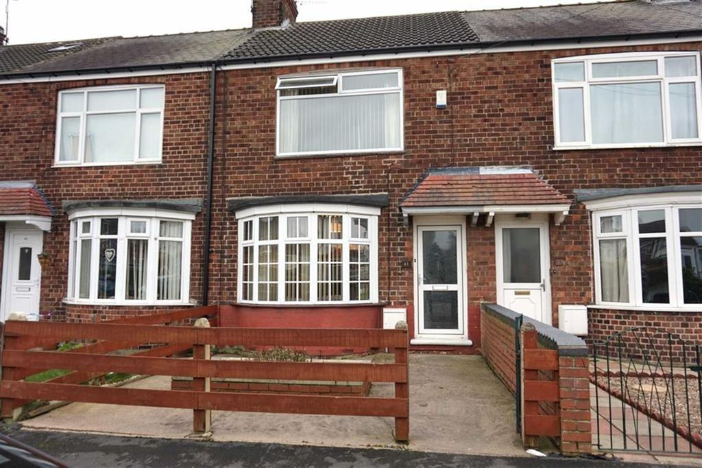 2 Bedrooms Terraced House for sale in Graham Avenue, Hessle High Road, Hull, HU4