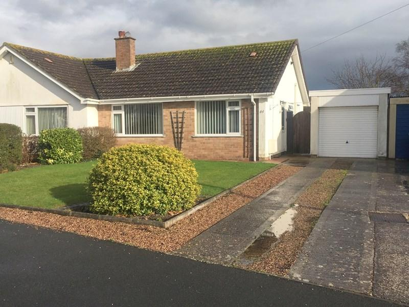 2 Bedrooms Semi Detached Bungalow for sale in St. Marks Road, Burnham-On-Sea