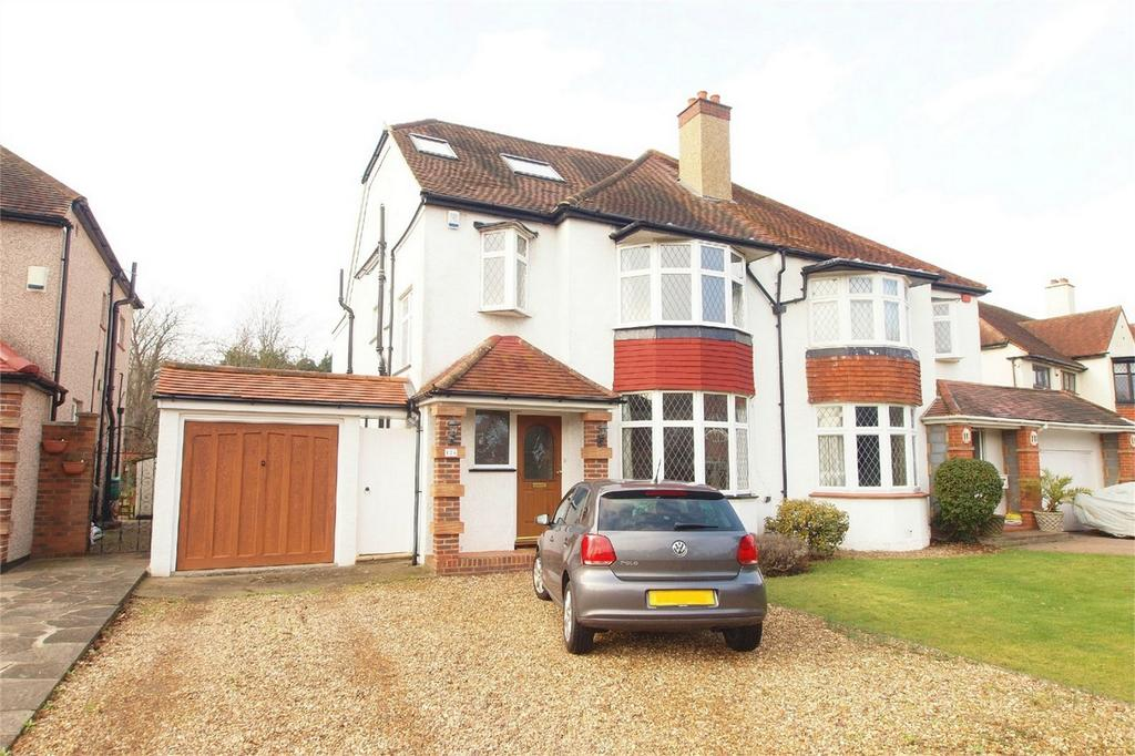 4 Bedrooms Semi Detached House for sale in Wickham Way, Park Langley, Beckenham