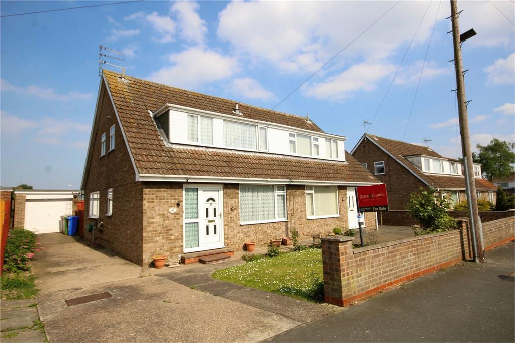4 Bedrooms Semi Detached House for sale in St Catherines Drive, Leconfield, East Riding of Yorkshire, East Yorkshire