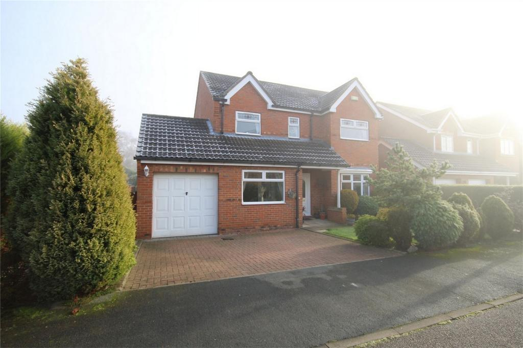 4 Bedrooms Detached House for sale in Churchfields, Tickton, Beverley, East Riding of Yorkshire