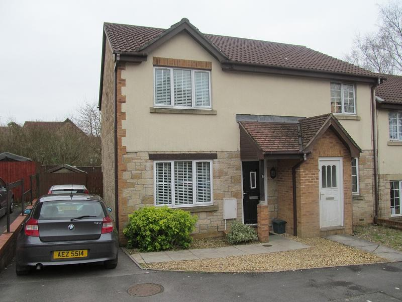 3 Bedrooms End Of Terrace House for sale in Heol Y Cyw , Birchgrove, Swansea.
