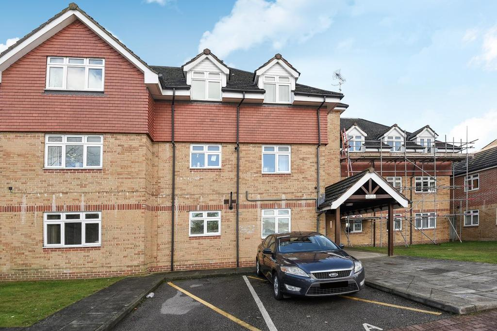 2 Bedrooms Flat for sale in Osprey Close, Bromley, BR2
