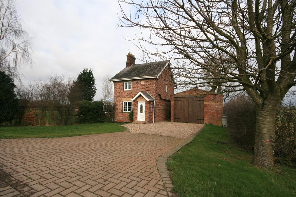 3 Bedrooms Detached House for sale in Scarborough Bank, Stickford, PE22