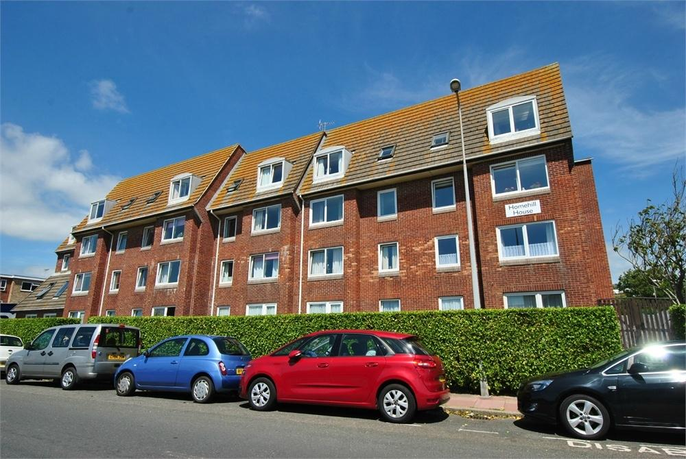 1 Bedroom Retirement Property for sale in Homehill House, 2 Cranfield Road, BEXHILL-ON-SEA, East Sussex