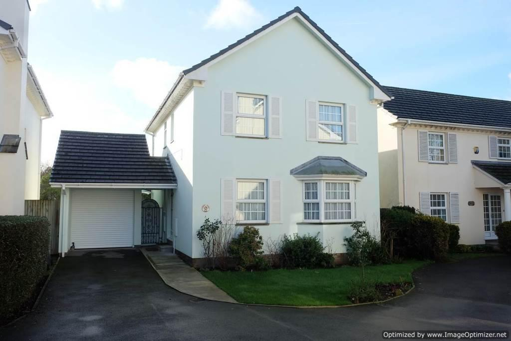 4 Bedrooms Detached House for sale in Bickington, Barnstaple