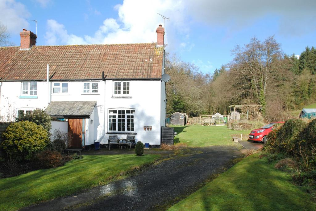 3 Bedrooms Semi Detached House for sale in Mays Leary Cottages, Filleigh