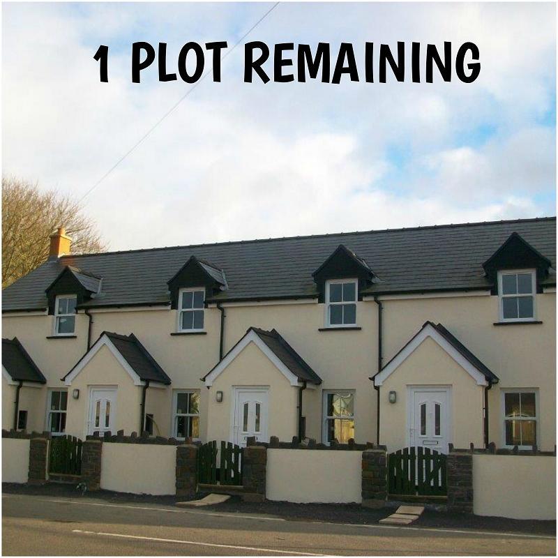 2 Bedrooms Terraced House for sale in Hays Lane, Sageston, Tenby, Pembrokeshire.