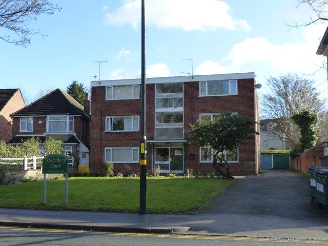 1 Bedroom Flat for sale in Kingsbury Court,194 Gravelly Hill,Erdington