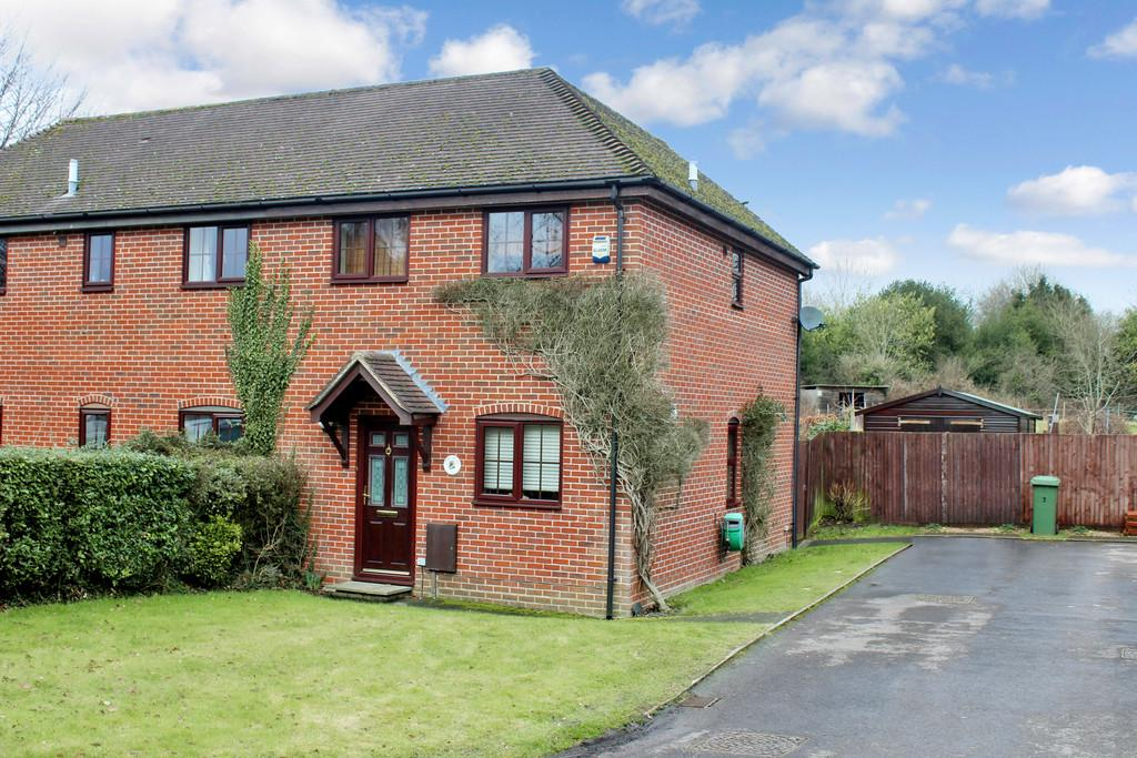 2 Bedrooms Semi Detached House for sale in Steele Close, The Juggs