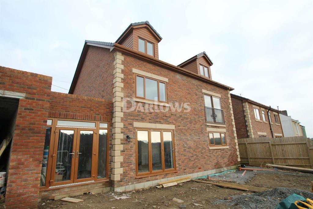 5 Bedrooms Detached House for sale in Graigwen Road, Graigwen, Pontypridd