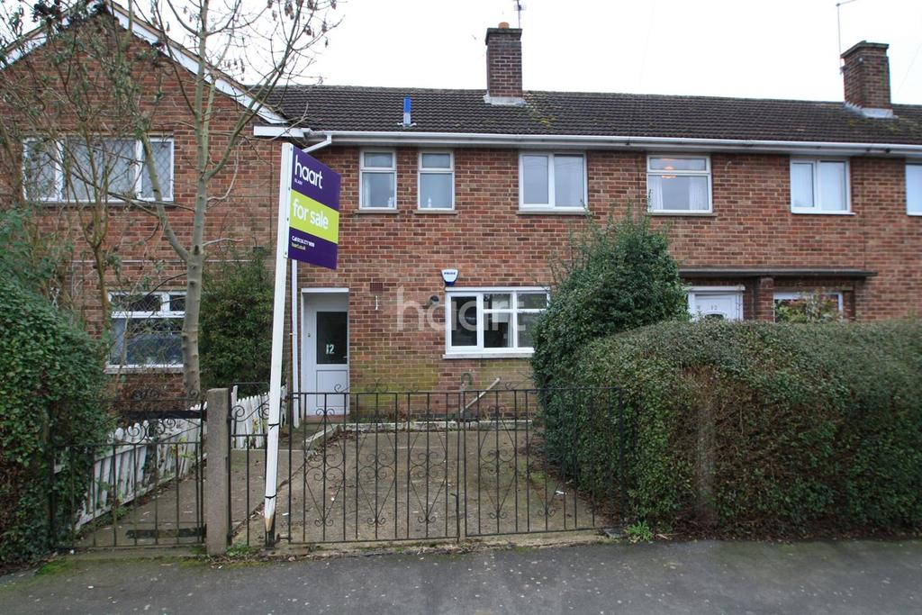 3 Bedrooms Terraced House for sale in Dovedale Avenue, Blaby