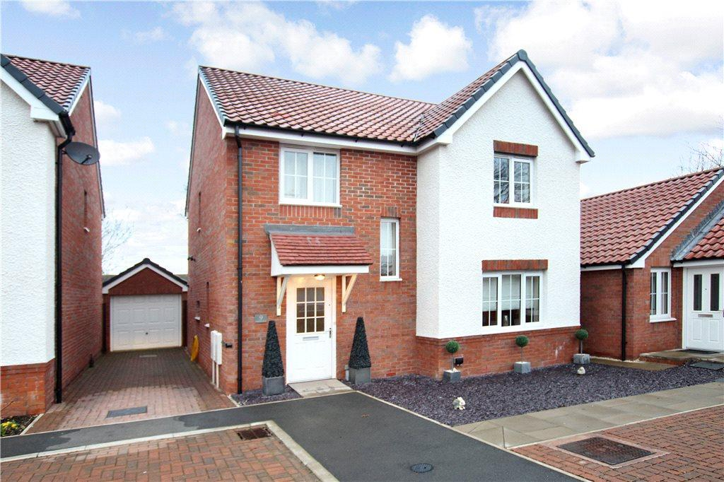 4 Bedrooms Detached House for sale in Outfield Drive, Malvern, Worcestershire, WR14