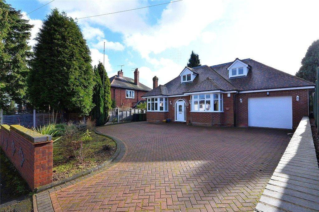 4 Bedrooms Detached Bungalow for sale in St. Johns Avenue, Kidderminster, Worcestershire, DY11
