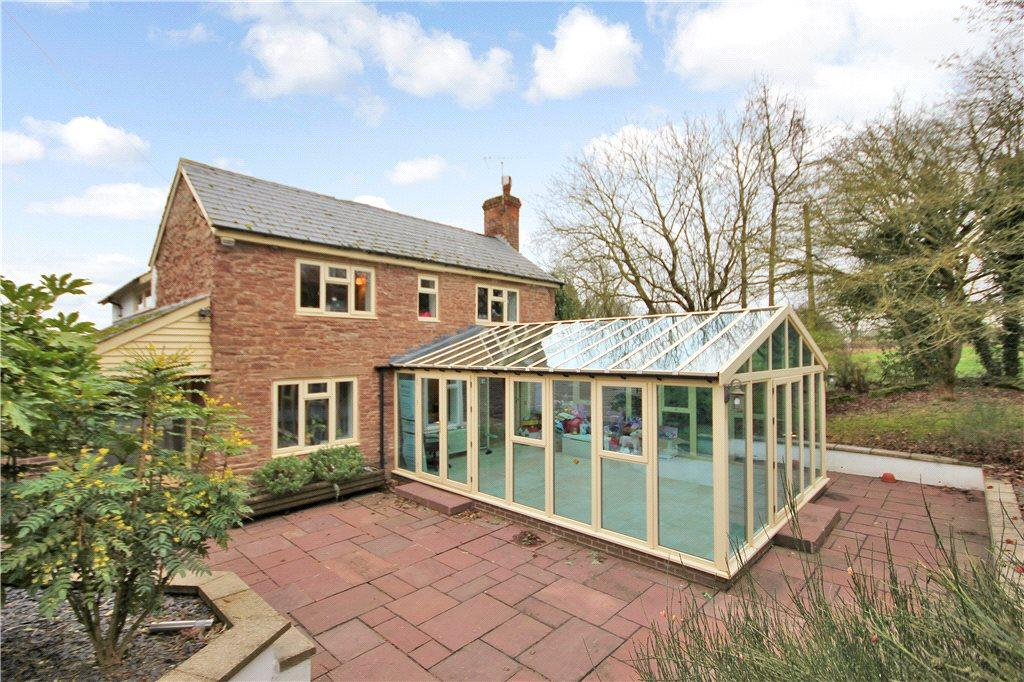 3 Bedrooms Detached House for sale in Little Cowarne, Bromyard, Herefordshire, HR7