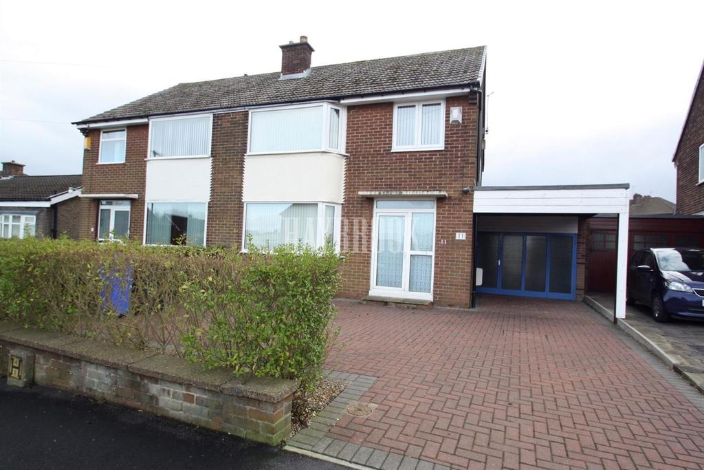 3 Bedrooms Semi Detached House for sale in Blackstock Close, Gleadless Valley, S14