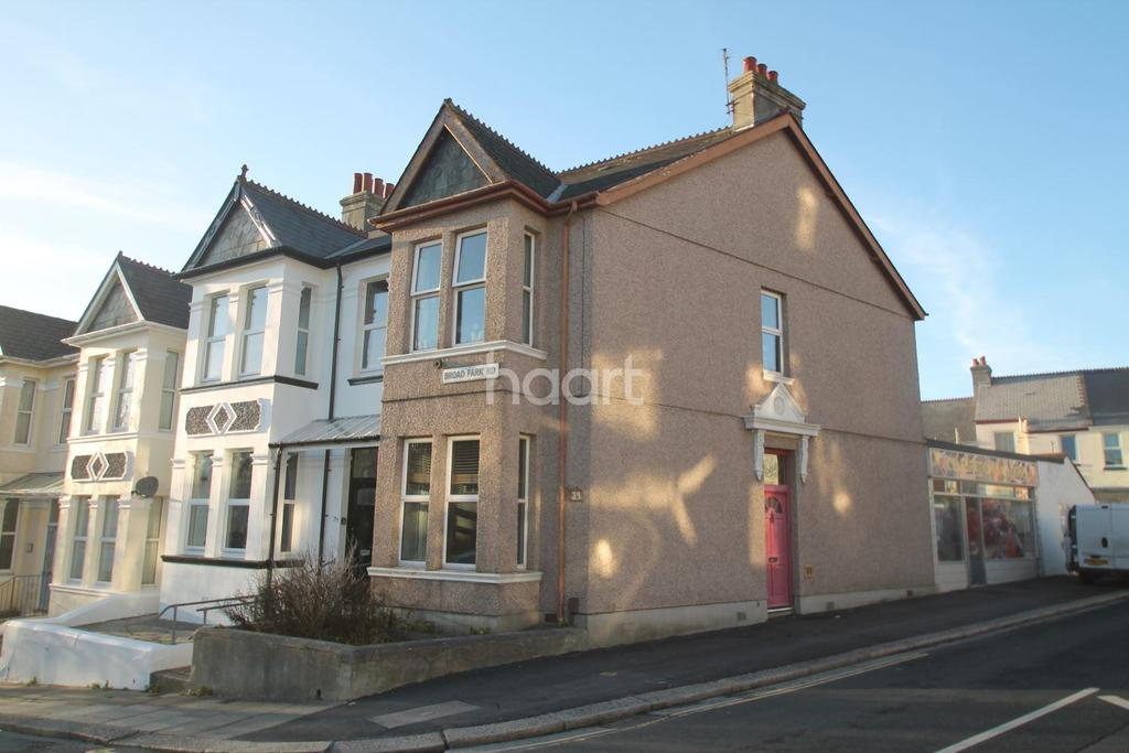 2 Bedrooms End Of Terrace House for sale in Broad Park Road, Peverell