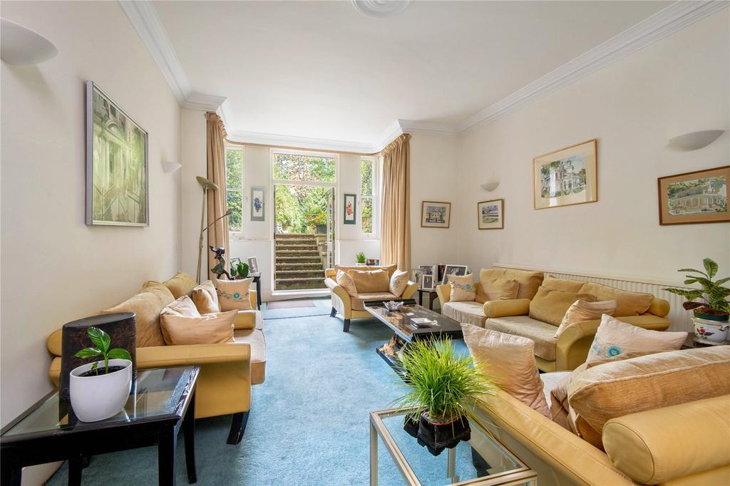 4 Bedrooms Flat for sale in Hamilton Terrace, St John's Wood