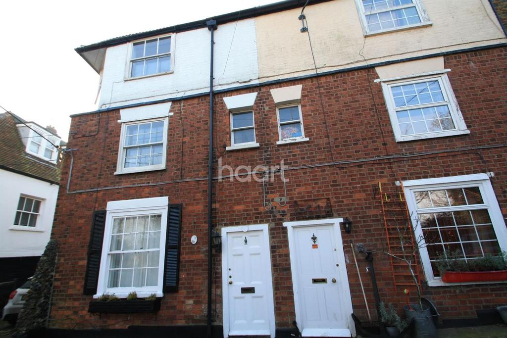 3 Bedrooms End Of Terrace House for sale in The Pathway, Broadstairs, CT10