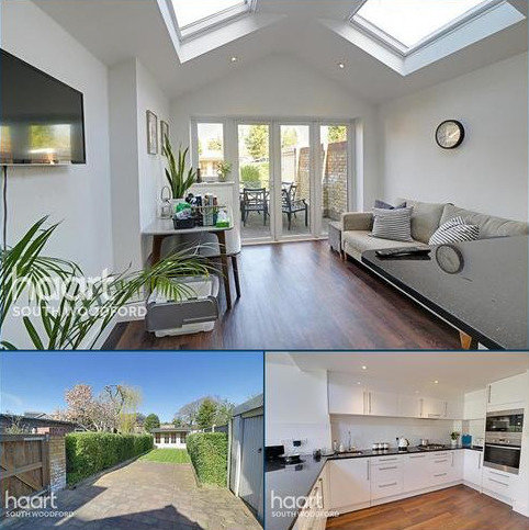 3 bedroom terraced house to rent - Forest Road, Loughton, IG10