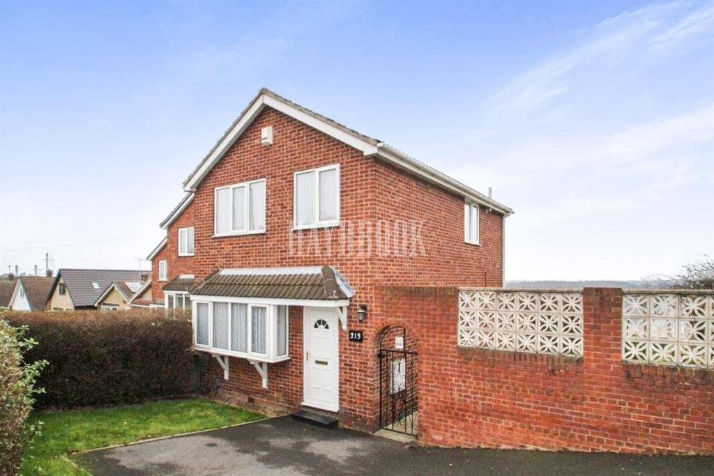 3 Bedrooms Detached House for sale in Burton Road, Monk Bretton