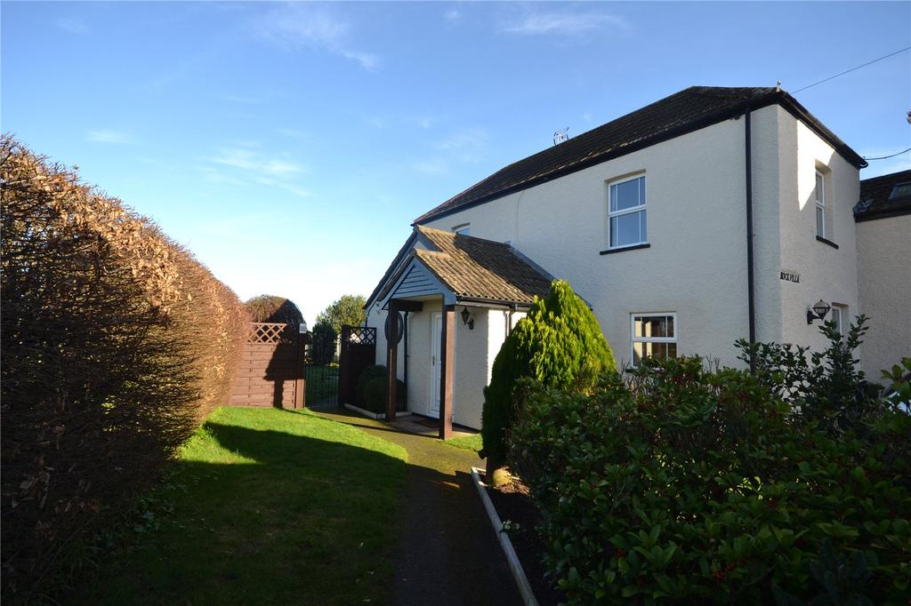 3 Bedrooms House for sale in Wembdon Hill, Wembdon, Bridgwater, Somerset, TA6