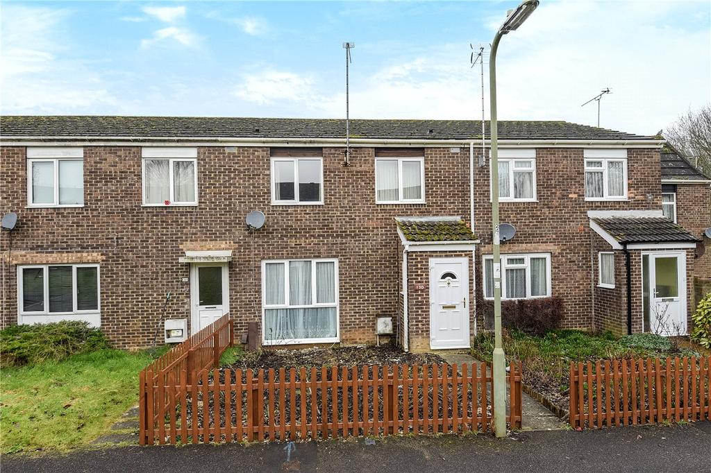 3 Bedrooms Terraced House for sale in Quilter Road, Brighton Hill, Basingstoke, RG22
