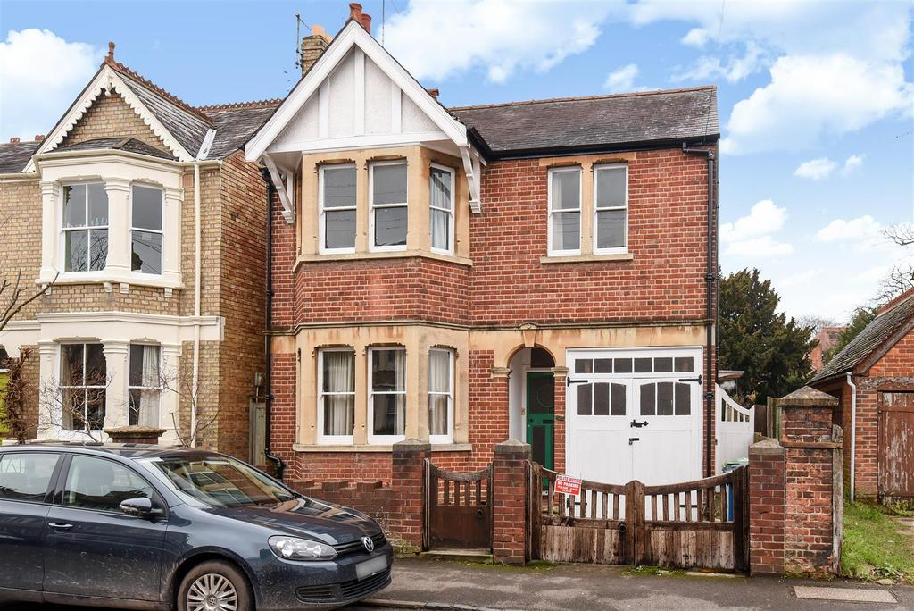 5 Bedrooms Detached House for sale in Warwick Street, Iffley Fields