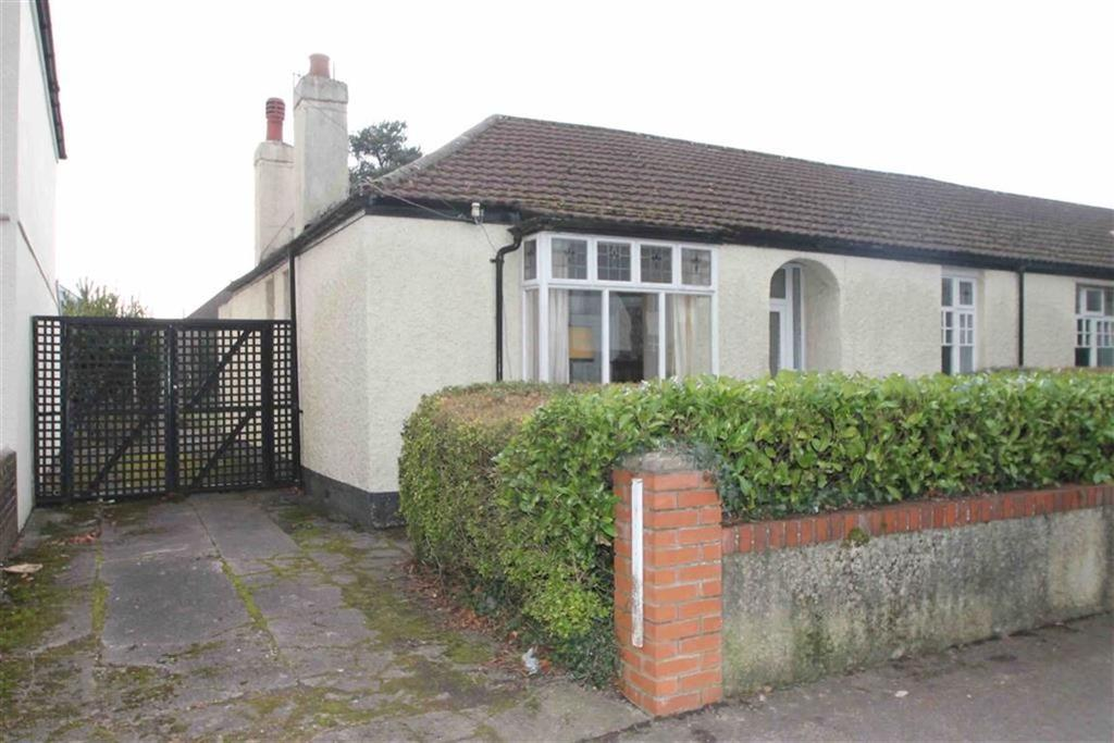 3 Bedrooms Semi Detached Bungalow for sale in Heathwood Road, Cardiff