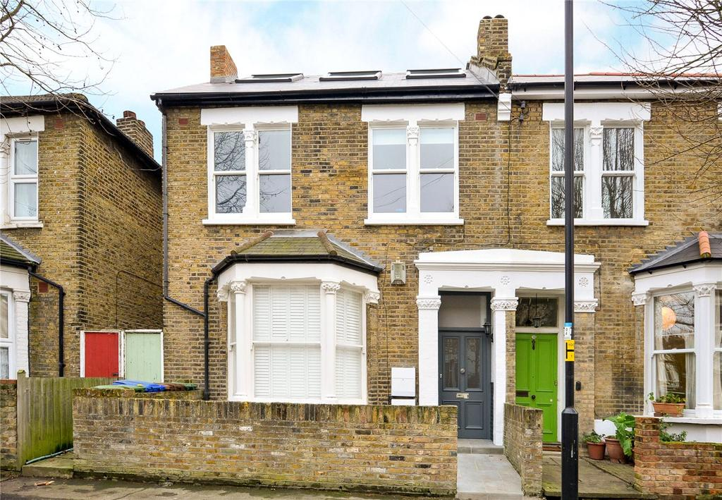 4 Bedrooms Flat for sale in Rodwell Road, East Dulwich, London, SE22