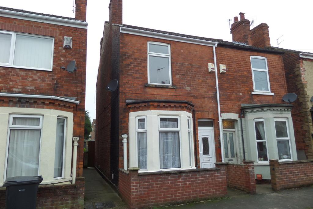 2 Bedrooms Semi Detached House for sale in Curzon Street, Gainsborough