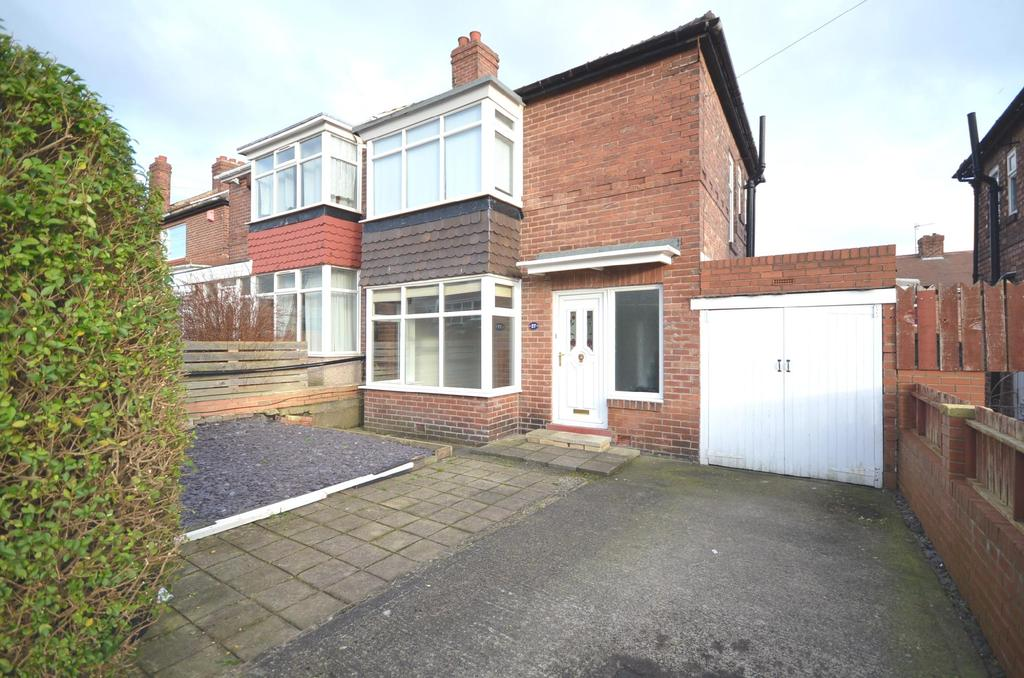 2 Bedrooms Semi Detached House for sale in Newcastle Upon Tyne