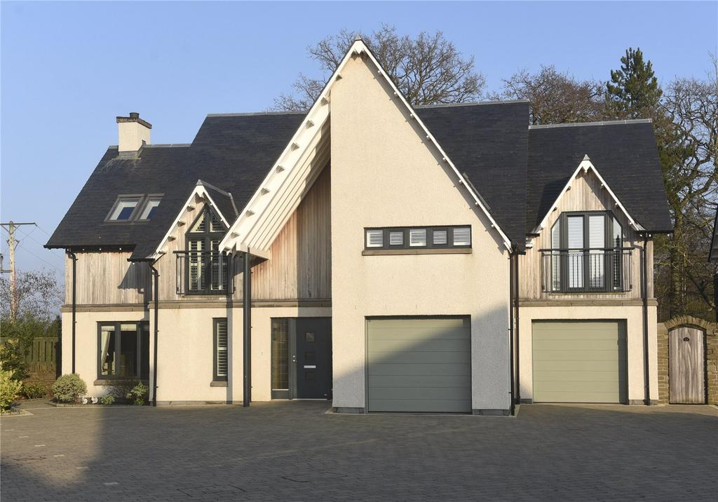 4 Bedrooms Detached House for sale in Allanfield, Tullibardine, By Auchterarder, Perthshire