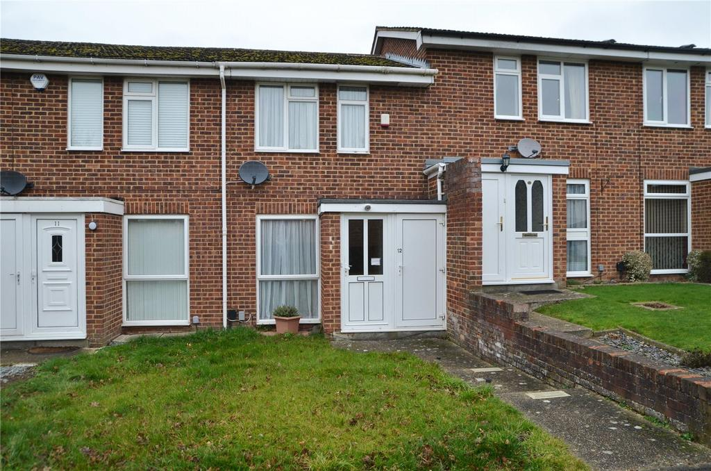 2 Bedrooms Terraced House for sale in Swanholm Gardens, Calcot, Reading, Berkshire, RG31