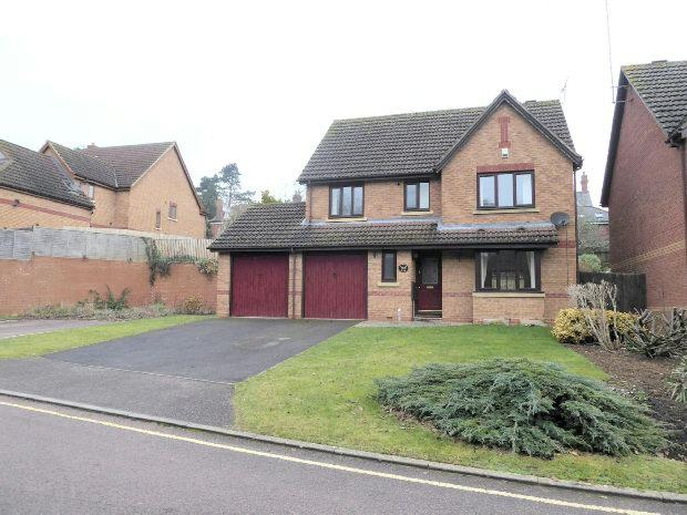 4 Bedrooms Detached House for sale in Hightown Leyes, Banbury