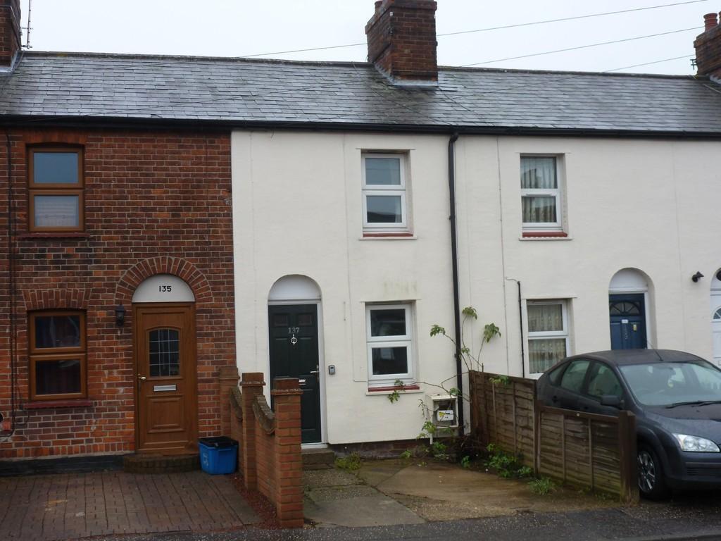 2 Bedrooms Terraced House for sale in Wantz Road, Maldon