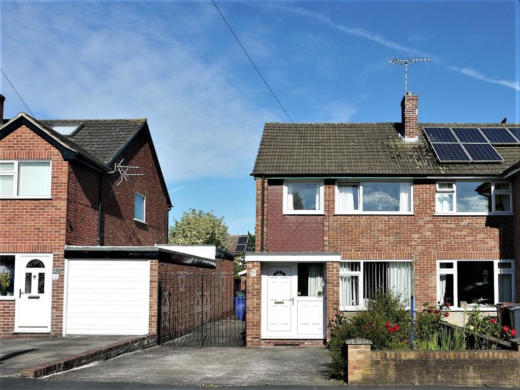 3 Bedrooms Semi Detached House for sale in Church Lane, Barton under Needwood