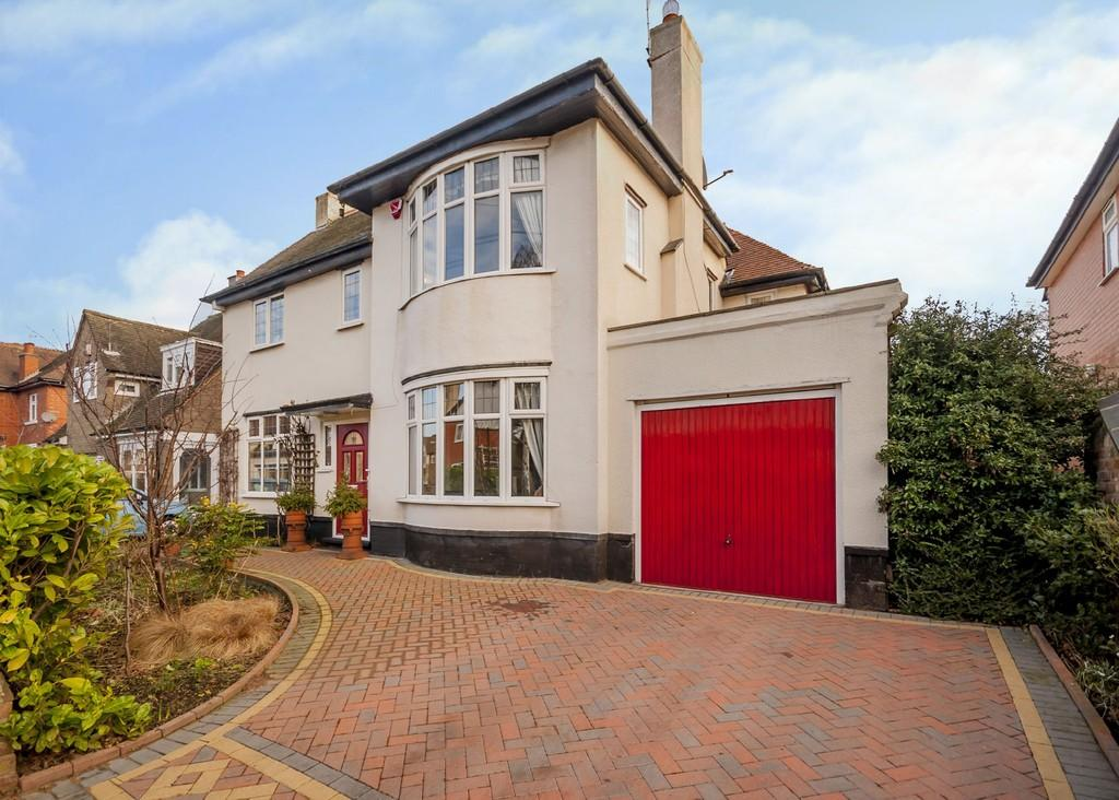 4 Bedrooms Detached House for sale in Briar Gate, Long Eaton