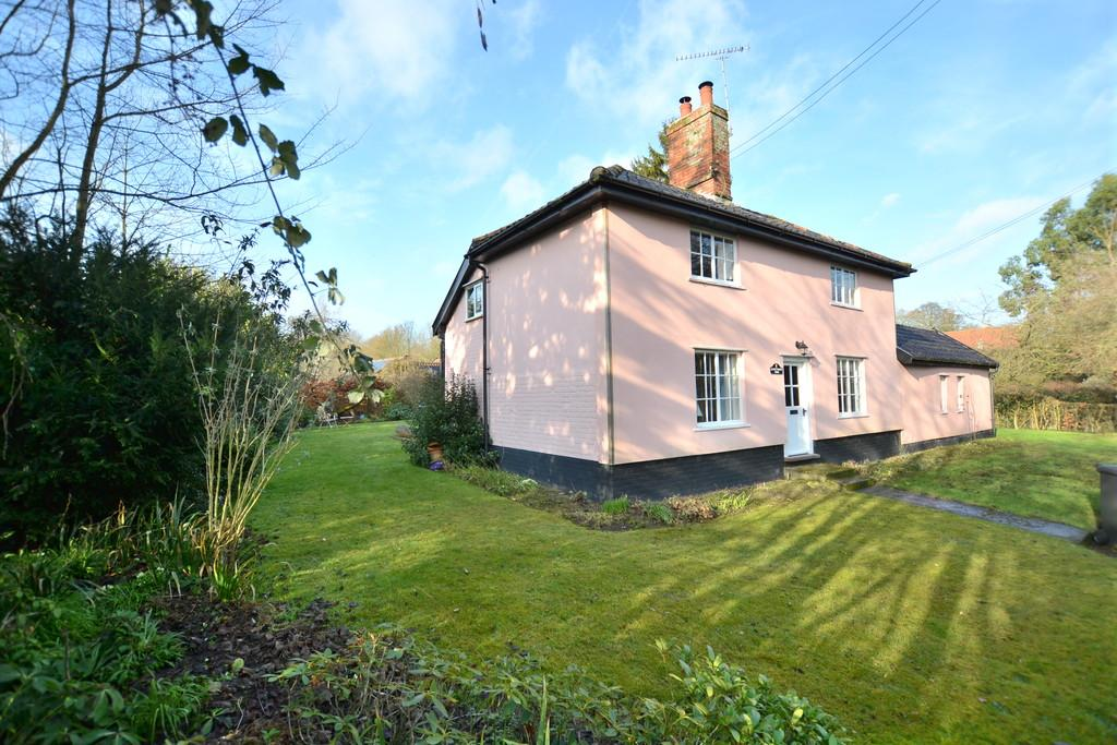 5 Bedrooms Detached House for sale in Thornham Magna, Suffolk