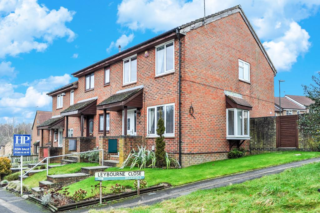 3 Bedrooms End Of Terrace House for sale in TOLLGATE HILL