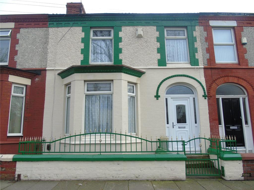 3 Bedrooms Terraced House for sale in Higher Lane, Fazakerley, Liverpool, L9