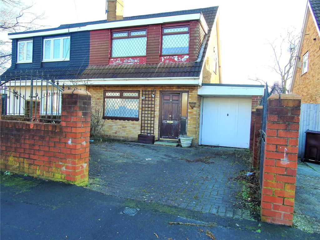 3 Bedrooms Semi Detached House for sale in Winifred Road, Fazakerley, L10