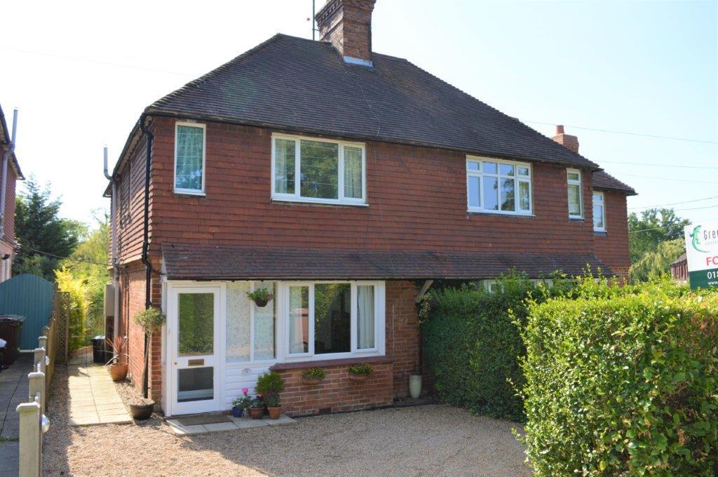 3 Bedrooms Semi Detached House for sale in The Slade, Lamberhurst TN3