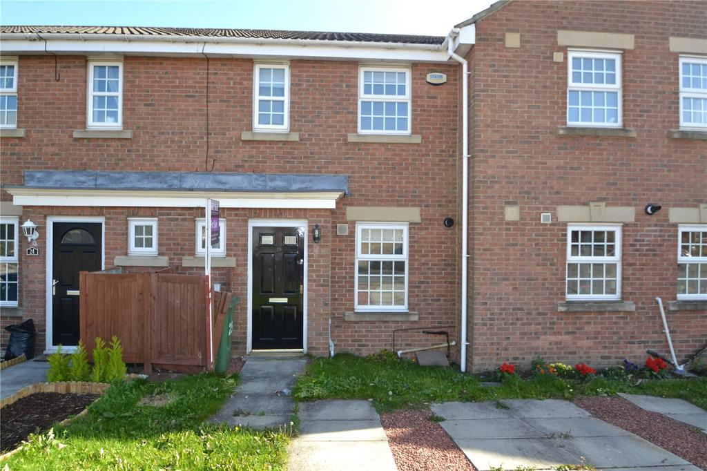 2 Bedrooms Terraced House for sale in Elm Tree Gardens, Peterlee, SR8