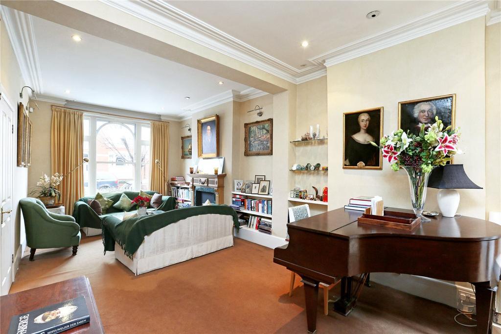 5 Bedrooms Terraced House for sale in Bradbourne Street, Fulham, London, SW6