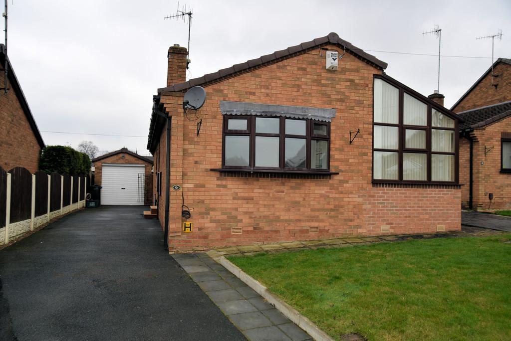 3 Bedrooms Detached Bungalow for sale in Vicarage Close, Mexborough