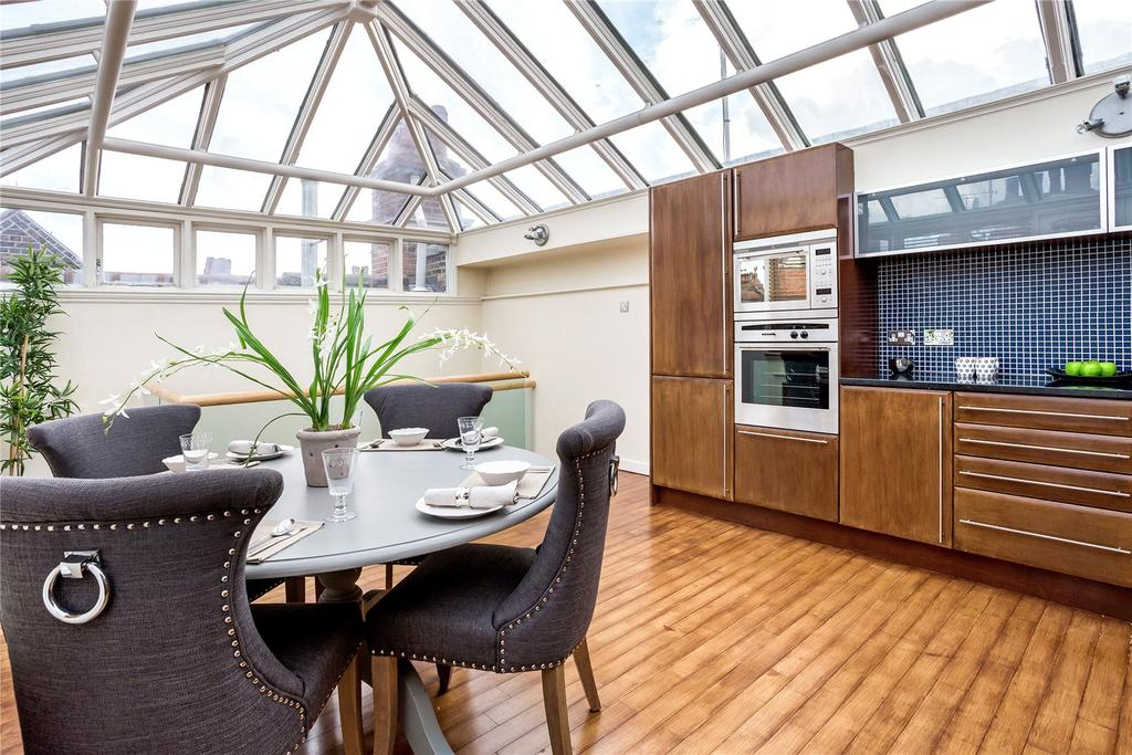2 Bedrooms Flat for sale in Draycott Place, London, SW3