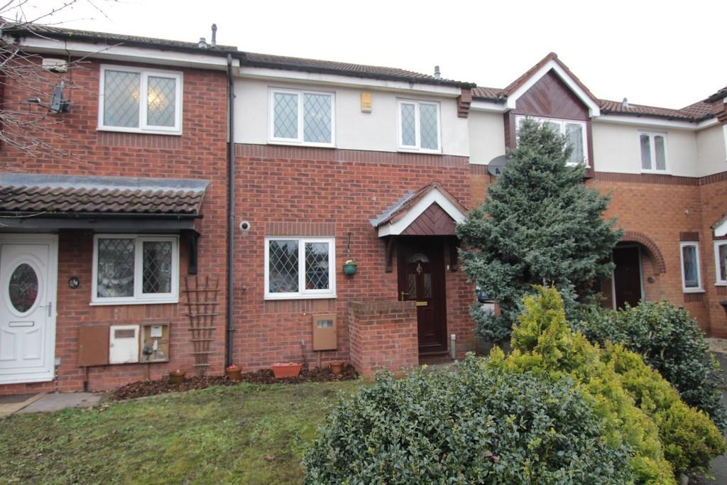 2 Bedrooms Town House for sale in Bronte Court, Tamworth