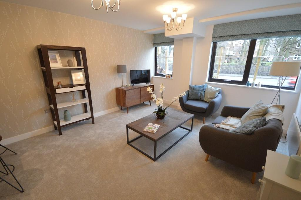 2 Bedrooms Apartment Flat for sale in Electra House, Cheadle