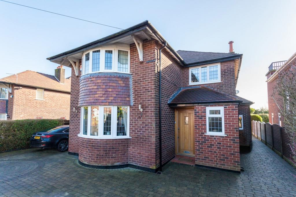 4 Bedrooms Detached House for sale in Rydal Drive, Hale Barns